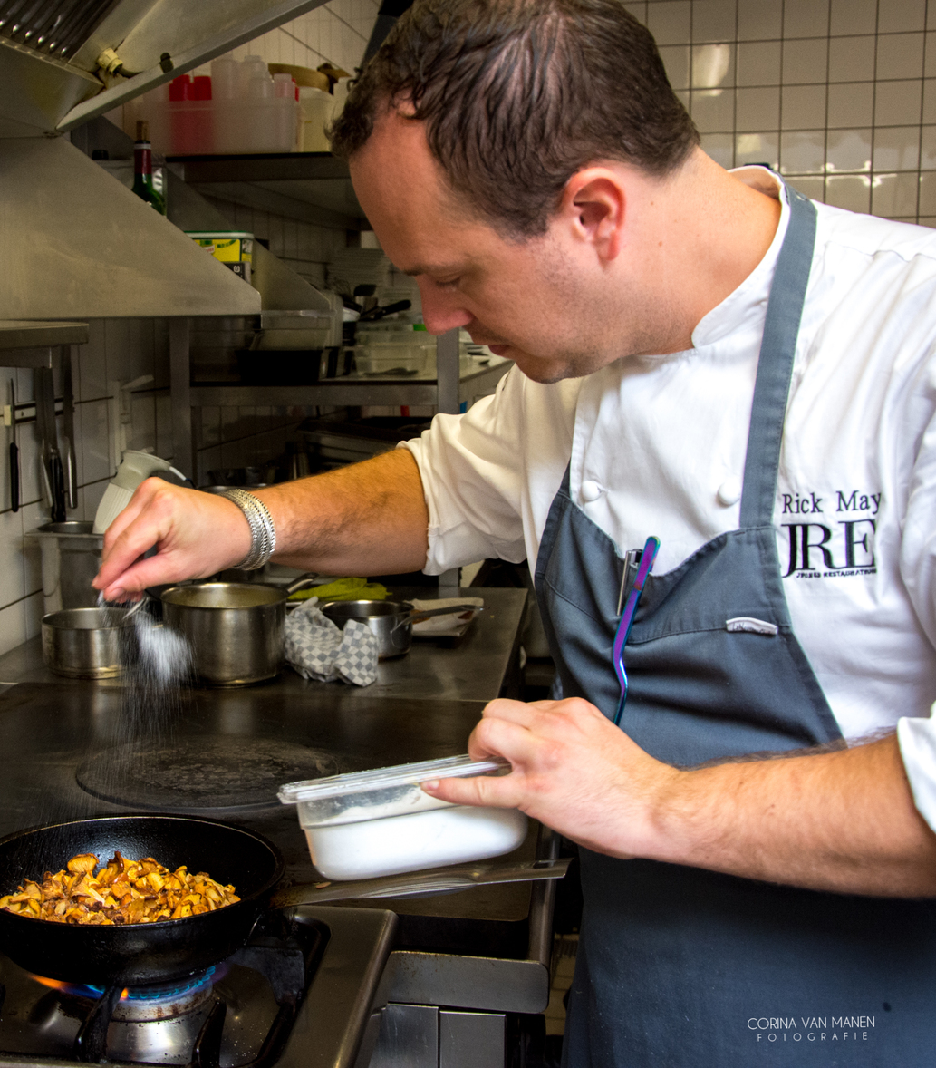 Fris Haarlem, Rick May, Food love stories.nl, foodlovestories