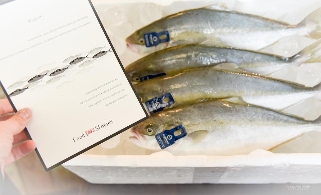 Foodlovestories.nl, Food Love Stories, Nayolie, Yellowtail Kingfish Zeeland