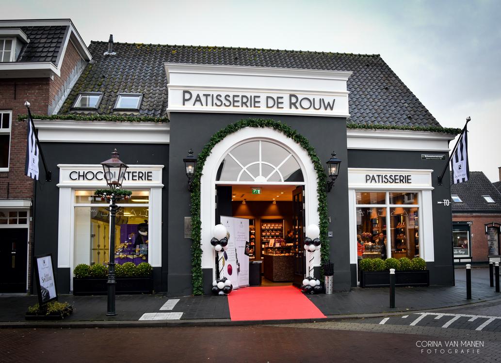 Patisserie De Rouw, Food love stories