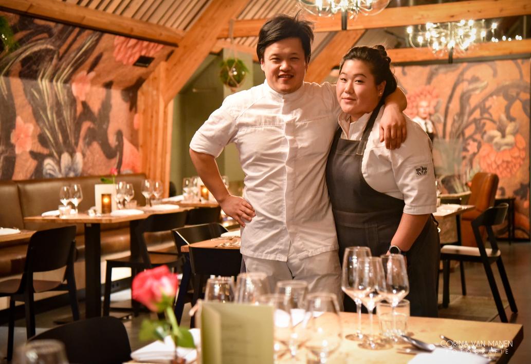 Niet elk gerecht is in beeld gebracht, daarvoor zou het artikel te lang worden, maar je krijgt zo een goed beeld van Dinner by Kelvin Lin!