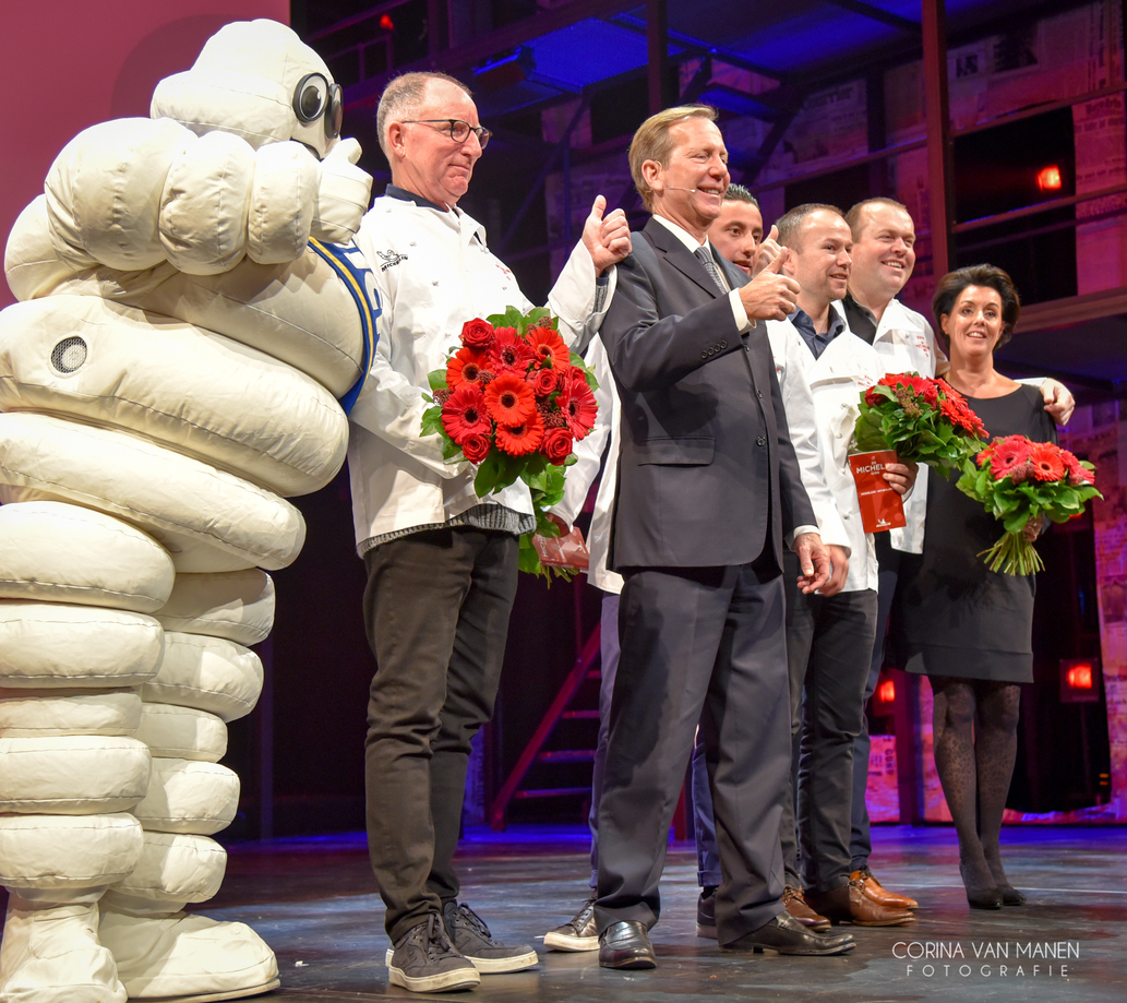 Michelin, food love stories