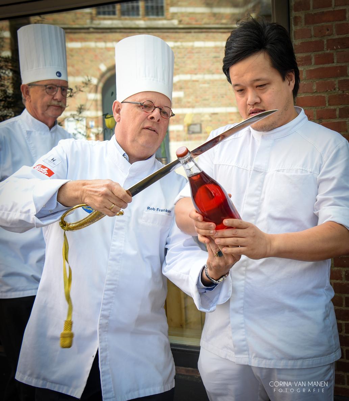 Kelvin Lin, Euro-Toques, inauguratie, Nayolie, Food love stories