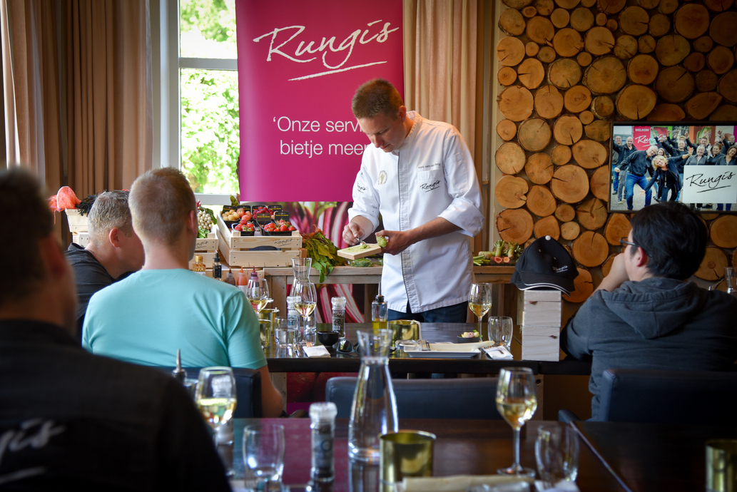 Rungis, Brabantse wal asperge, food love stories