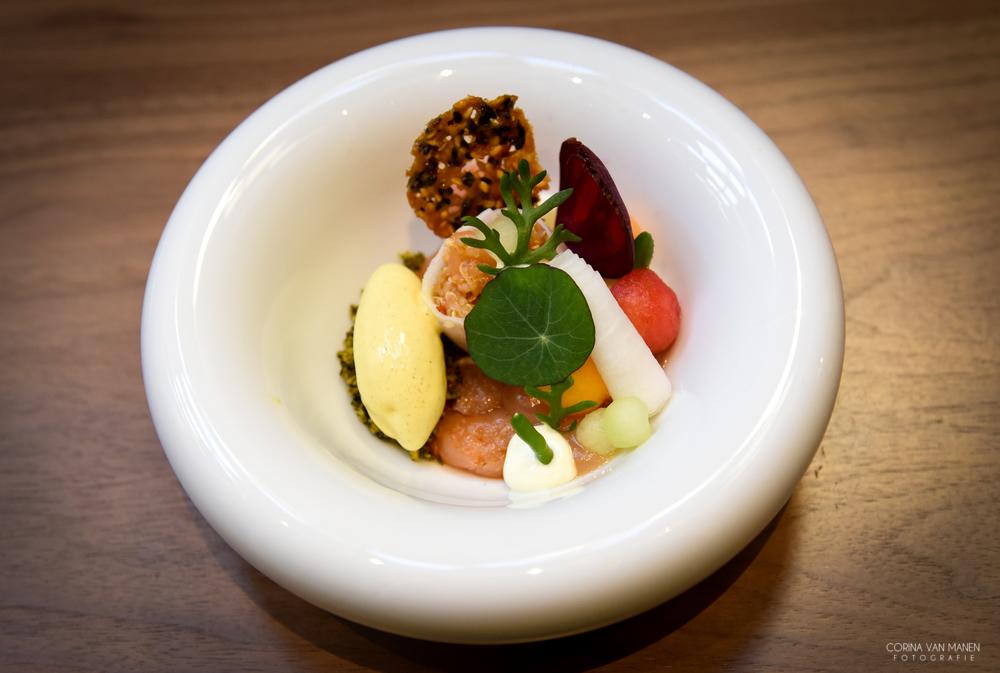 ML, Restaurant ML, Uit eten Haarlem, food love stories, Liane en Mark Gratama