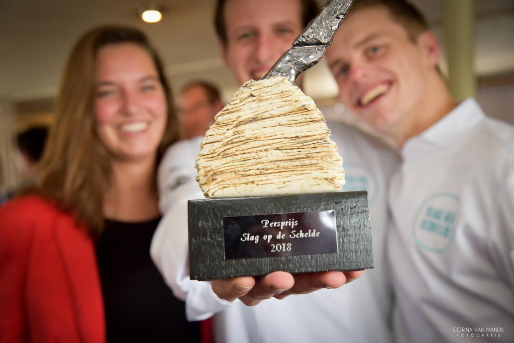 Slag op de Schelde 2018, Food Love Stories