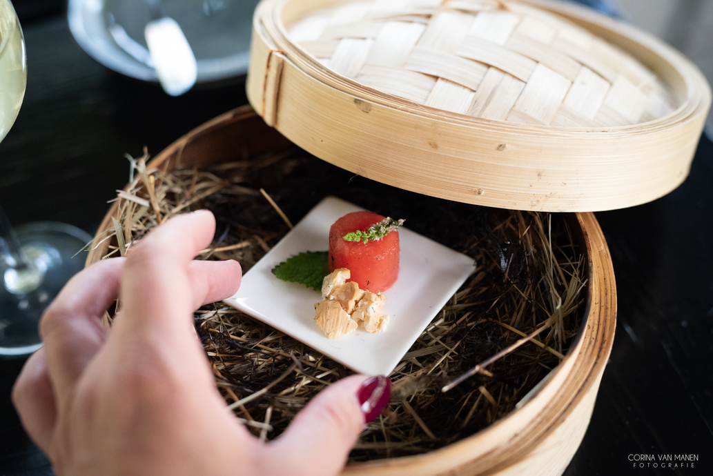 Sibrecht Benning, De Sjalot, Food Love Stories