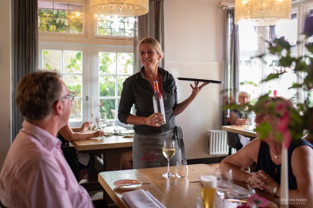 Restaurant Lekr, Uit eten Ankeveen, food love stories