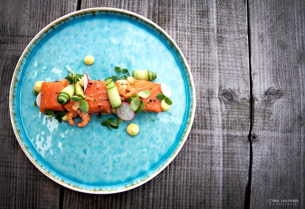 Restaurant Natuurlijk, Egmond aan Zee, Niels Gouda, Mirjam Doorneveld