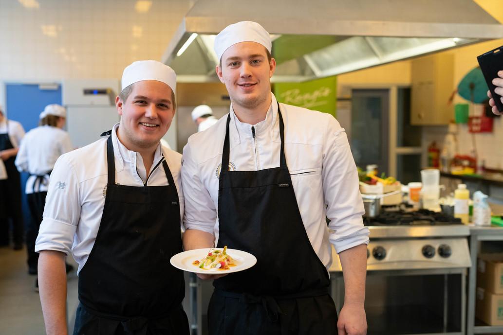 Sterklas ROC, Rungis bv, Foodlovestories